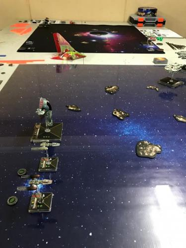 X-Wing on 9Jun2017