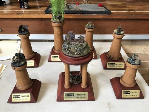 Bolt Action Trophies
